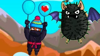 Pancho Rise Up (by Qaibo Games) Android Gameplay Trailer