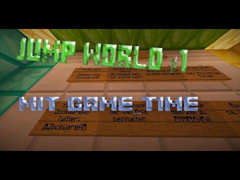 Die Schwerste Map Der Welt(mit Marc)|Jump World#1