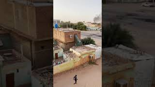 Protests in Khartoum, Sudan, Amid Reported Coup