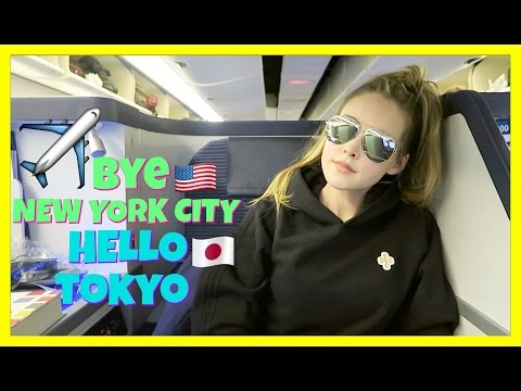 Almost Missed Our Flight to Tokyo