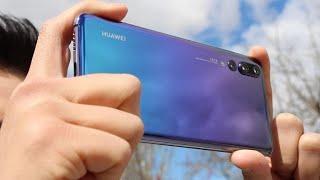 Huawei P20 Pro: Análisis y prueba de cámara en profundidad