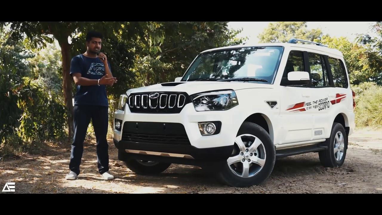 Now Mahindra Scorpio S11 Available In Nepal Youtube