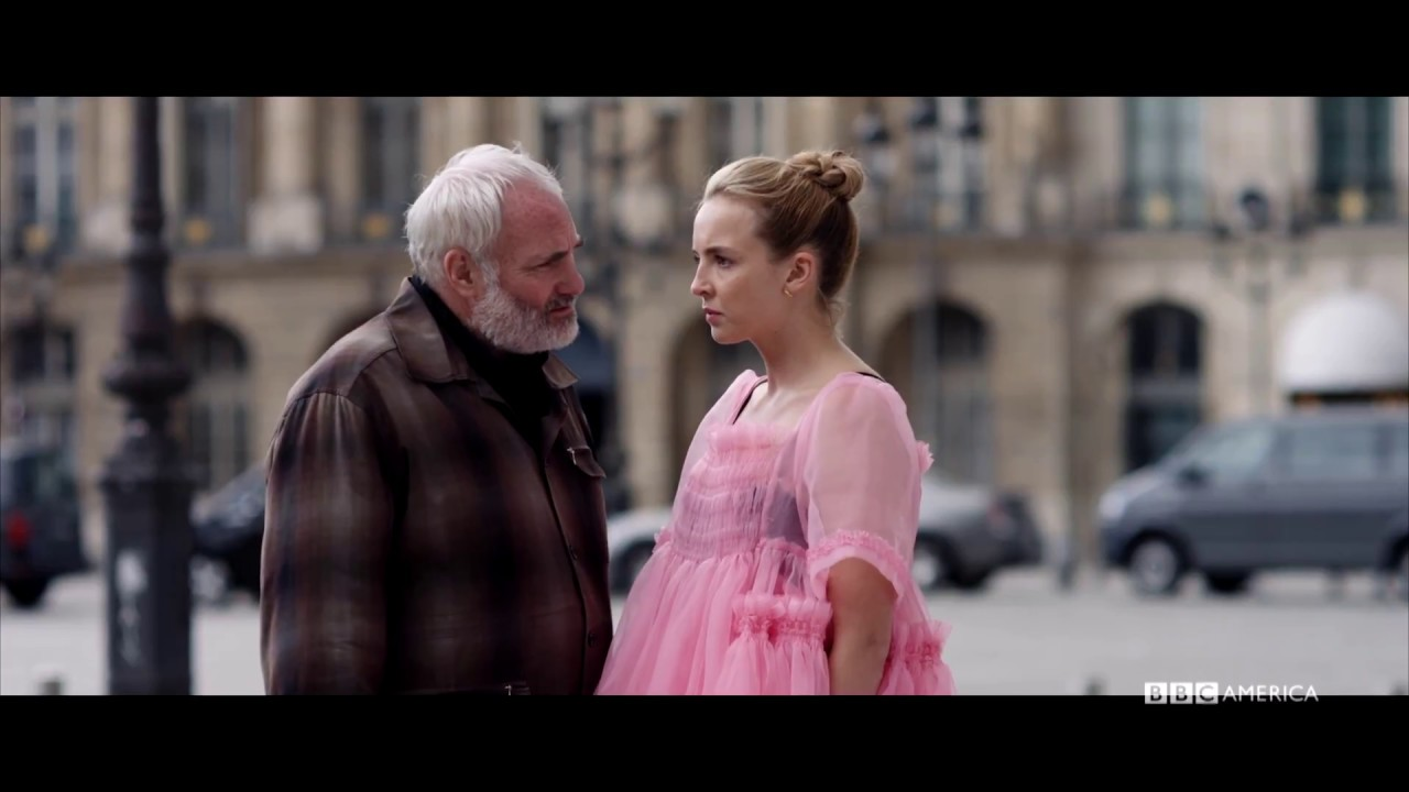 Closer Look: Eve & Villanelle | Killing Eve | BBC America