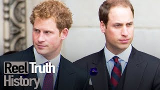 Reinventing The Royals: Princes William & Harry | History Documentary | Reel Truth History