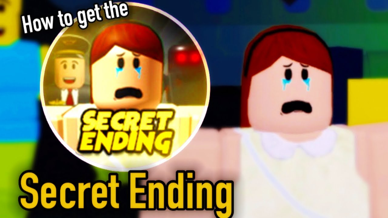 Airplane Story Secret Ending Location Roblox How To Get The Secret Ending Airplane 3 Story Roblox Youtube