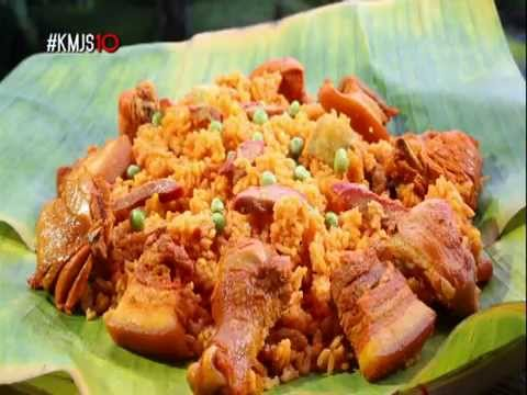 Arroz ala Valenciana: Spanish and Pinoy delicacy rolled into one | KMJS