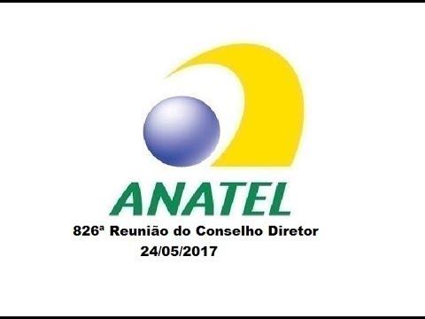 826ª Reunião do Conselho Diretor, de 24/05/2017