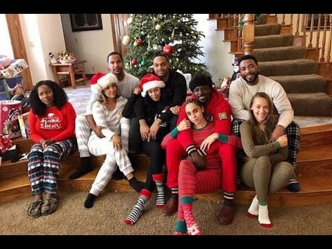 The Joke is on Blk Women – Lance Gross Christmas Photo