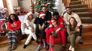 The Joke is on Blk Women - Lance Gross Christmas Photo