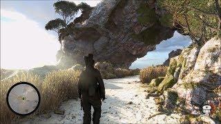 sniper Elite 4 Gameplay (PS4 HD) 1080p60FPS