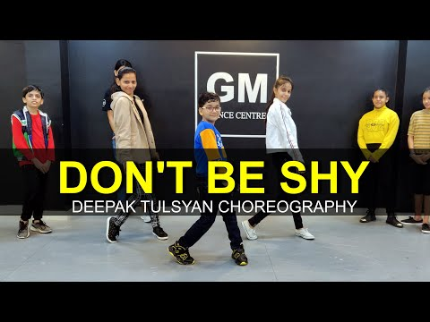 Don't Be Shy - Dance Cover | Class Video | Bala | Deepak Tulsyan Choreography | G M Dance