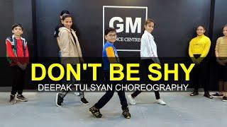 don-t-be-shy---dance-cover-class-bala-deepak-tulsyan-choreography-g-m-dance