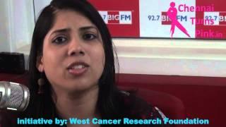 Chennai Turns Pink - Pink Ambassador  Ms Ophielia