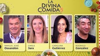 La Divina Comida - Carla Jara, Manuel José Ossandon, Carolina Gutiérrez y Rodrigo González