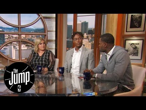 Myles Turner on how he found out about Paul George trade | The Jump | ESPN