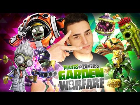 FATEVI SOTTO! Non vi temo! |  Plants vs Zombies: GW 2 | Gameplay PS4 ITA