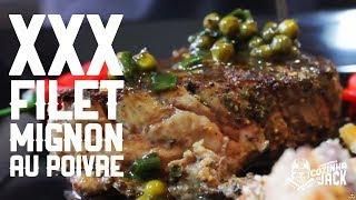A Maravilhosa Cozinha de Jack S01 E05 - XXX Filet Mignon au Poivre