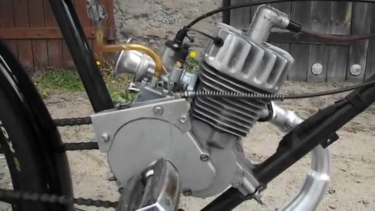 Engine Bicycle Tuning Hilfsmotor Tuning Board Track Racer Youtube