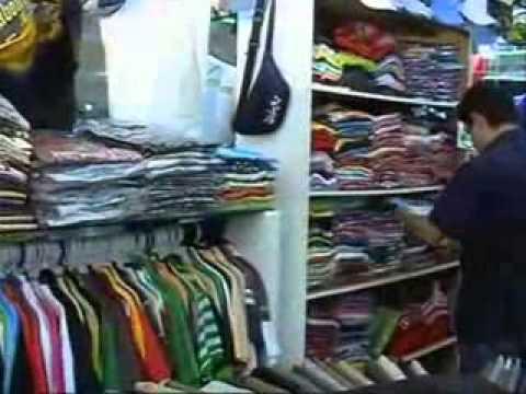 Comercial de tienda ropa youtube for Decoracion de almacenes de ropa
