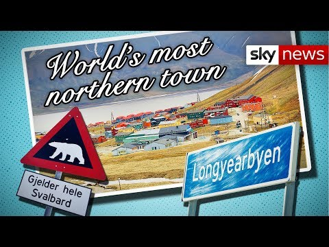 Life inside the world's northernmost town | A New Climate