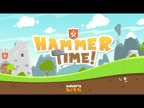 Hammer Time! - Official iOS Trailer