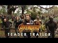 Avengers: Infinity War - Teaser Trailer Ufficiale