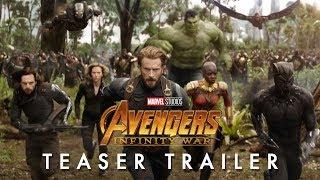 Avengers Infinity War - Teaser Trailer Ufficiale