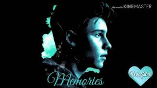 Gambar cover memories by shawn mendes deeper and slower version