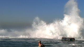 USA trip,Ocean Beach LA,(Impro ceļojumi)