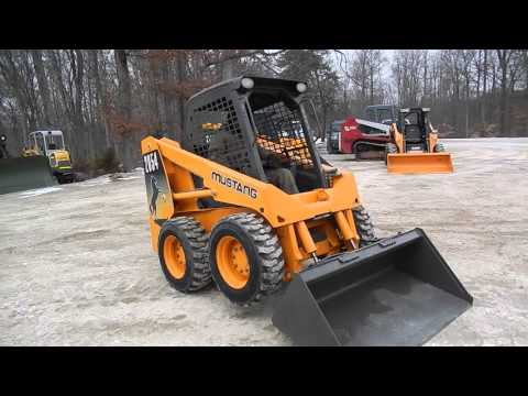 Mustang 2054 Skid Steer C&C Equipment 812-336-2894 Ccsurplus.com