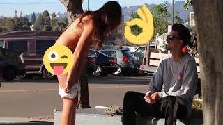 طلب منها خلع ملابسها امامه فى الشارع مقابل 100 دولار و كانت الاجابة شيئ محير