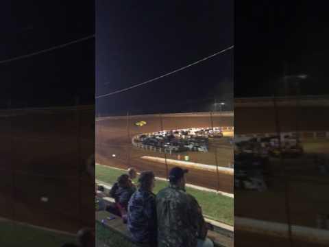 Donovan Qualifying Tazewell Speedway 10/1/16