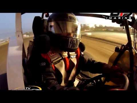 Dustin Purdy @ Fonda Speedway 9/22/17 - CRSA Sprint Cars Hot Laps