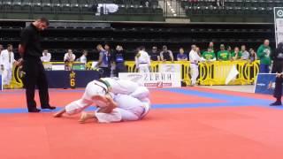Philipe Della Monica vs Zachary Lenon - Black Belt Adult Middle Final - Chicago Fall 2013