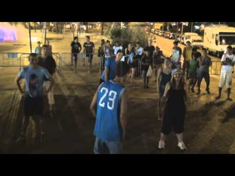 Tribu Melilla 2012: Break Dance.