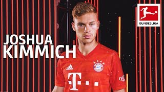 Joshua Kimmich - FC Bayern München's Inspirational Leader