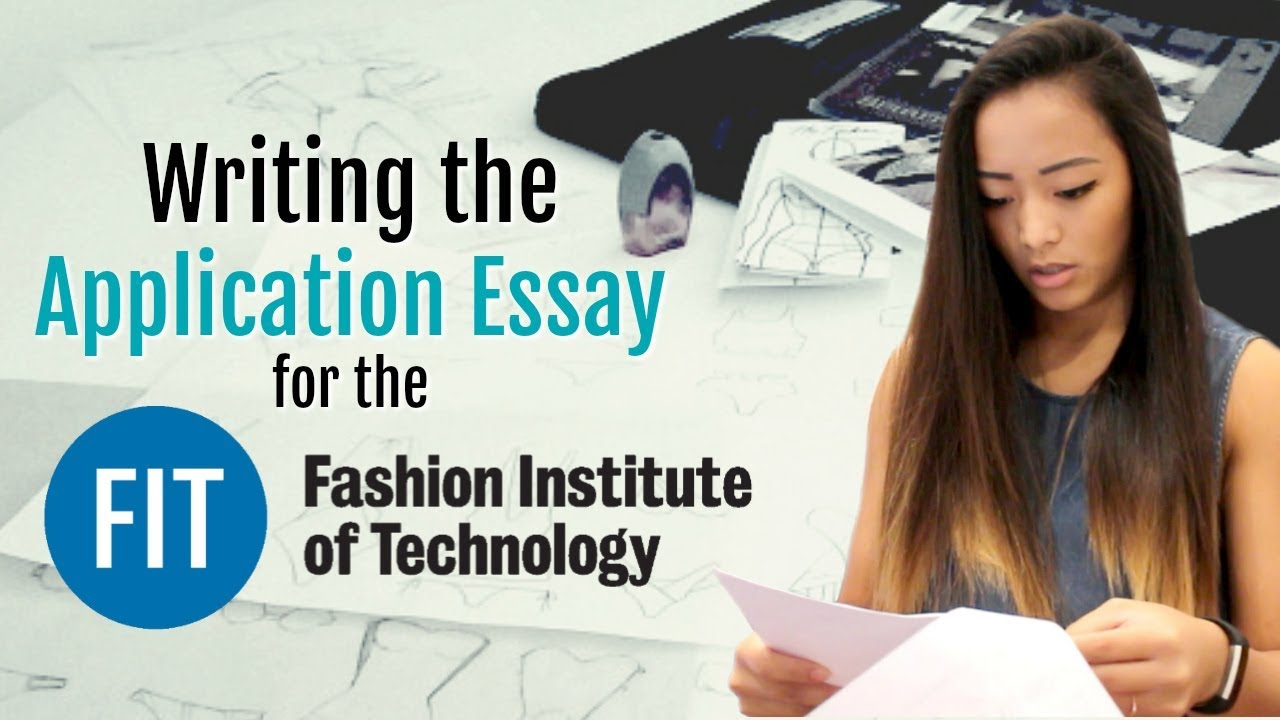 Writing an admission essay about technology