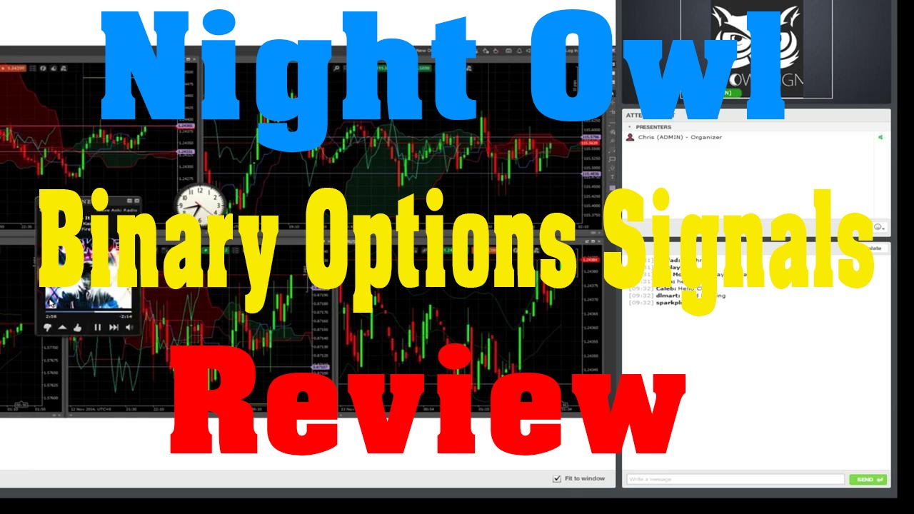 Binary option trading for a living