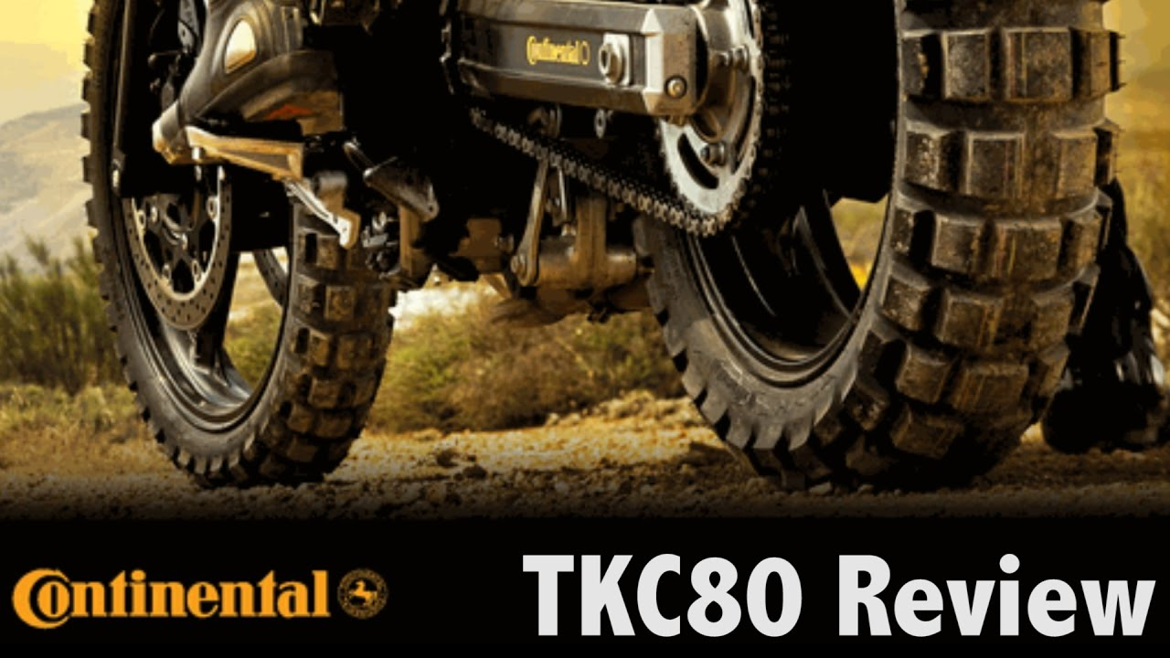 Best Off Road Tires >> Continental TKC 80 Review Best Adventure Bike Tire Hands Down - YouTube