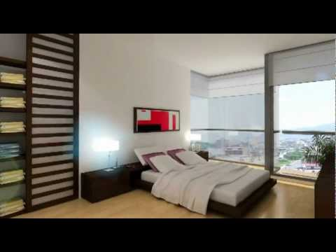Apartamentos bogot chic youtube for Decoracion de aptos modernos