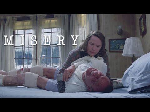 Annie Wilkes & Paul Sheldon || Misery