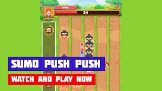 Sumo Push Push · Game · Gameplay