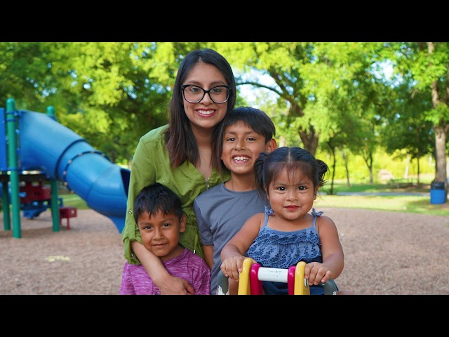 Blanca's Story: A mom of three pursues her dream of becoming a nurse.