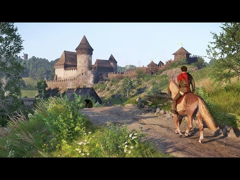 KINGDOM COME DELIVERANCE From The Ashes  - Gameplay Development Trailer - Medieval Open World Game |
