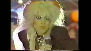 Hanoi Rocks Malibu Beach Nightmare Japan TV 1984