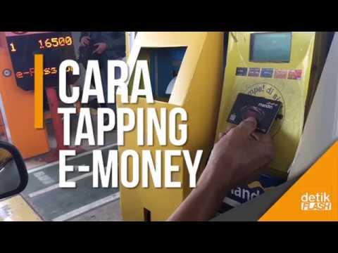 Biar Kamu Nggak Salah Ini Cara Tapping E Money Yang Benar Youtube