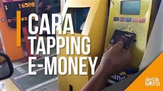 Download Biar Kamu Nggak Salah, Ini Cara Tapping e-Money yang Benar Mp3 and Videos