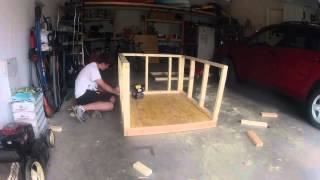 Building Dog House - Day 2