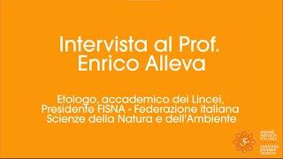 Intervista al prof. Enrico Alleva, etologo