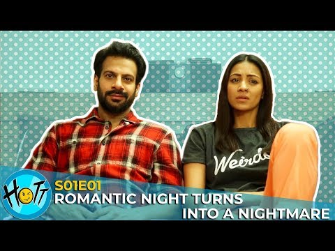 Couple of Mistakes -  Romance with Wife  | S01-EP01 | Comedy Web Series | HOTT Studios | HD